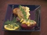 Рибно филе със сусамов тахан 5
