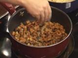 Кускус с патладжан и сушени домати 8