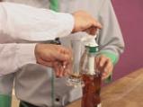 Лате макиато (изцапване на млякото)