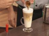 Лате макиато (изцапване на млякото) 3