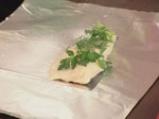 Филе от пъстърва със зеленчукова гарнитура 2