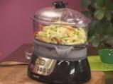 Филе от пъстърва със зеленчукова гарнитура 5