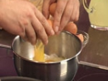 Пилешко фрикасе с чесън 3