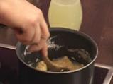 Пилешко фрикасе с чесън 4