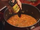 Тиквена супа с тофу и къри 5