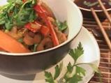 Пиле със зеленчуци а ла Глория