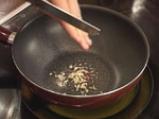 Пилешко руло с бекон и рагу от чери домати 5