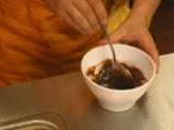 Шоколадово-ванилово парфе 4