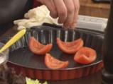 Салата от спанак и домат конфи 3