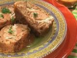 Гръцко руло от кайма с доматен сос