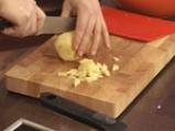 Спаначена чорба с картофи 3