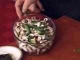 Пържоли със зелени маслини 4
