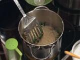 Телешко по ловджийски с див ориз 6