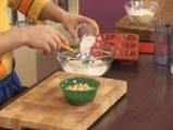 Медени кексчета с лешници