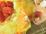 Великденски сладкиш с ягоди