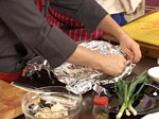 Агнешко печено с агнешка главичка магданозлия 3