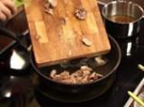 Агнешко печено с агнешка главичка магданозлия 6