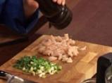 Пилешка супа с тиквички 3