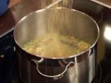 Пилешка супа с тиквички 7