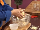 Картофен пай с шунка