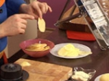Картофен пай с шунка 3
