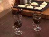 Шоколадов крем с орехови целувки 9