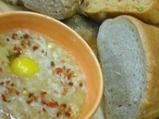 """Супа """"Кастеяна"""" (Кастилска чеснова супа)"""