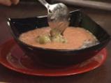 Студена доматена супа с ескабече от патладжан 6