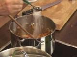 Сарми с прясно зеле и гъбен сос 2