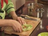 Сарми с прясно зеле и гъбен сос 5