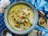 Супа от цели миди