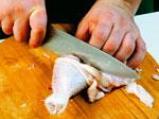 Обезкостяване на пилешко бутче 3