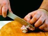 Обезкостяване на пилешко бутче 4