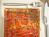 Карпачо от бут с тандури аромат