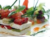Терин от овче сирене със зеленчуци
