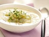 Супа от бамя и картофи