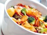 Зеленчукова яхния с броколи