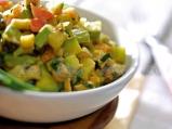 Зеленчуково рататуй с куркума