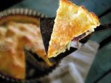 Картофен пирог със зеле