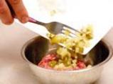 Тартар от телешко месо с яйчен домашен сос 2