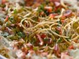 Печени спагети
