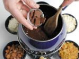 Шоколадово фондю
