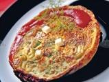 Палачинки от тиквички с доматен сос и...