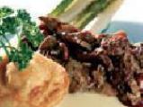Ароматни аспержи с горски гъби 5