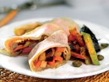 Питки със зеленчуково къри