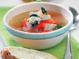 Заешка супа с леворда