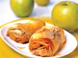 Щрудел с ябълки и орехи