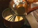 Вишнев щрудел с ванилово-карамелов сос 5