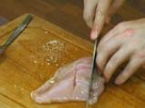 Сусамови пилешки рулца 2