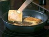 Панирано тофу с диви гъби
